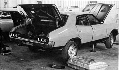 The Xa Gtho Phase Iv